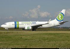 PH-HZU Transavia Boeing 737-800