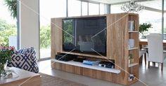 Resultado de imagen de tv partition wall