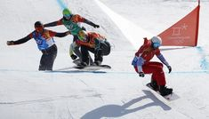 Olympics: Snowboarding: Austria's Schairer to return home after breaking neck