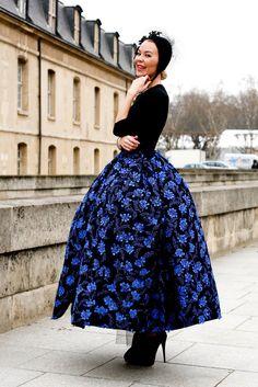 à la modesty - Tznius Fashion Blog | A personal Tznius Fashion blog Ulyana Sergeenko