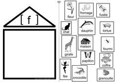 Apprendre à lire en maternelle et CP : exercices autour du son [f]