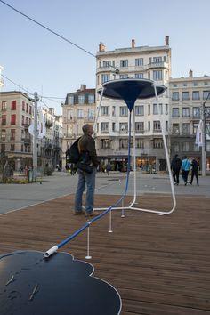 Topique ciel Design: Isabelle Daëron Partenaire: Lille Design