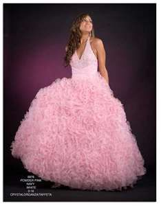 The poufy 80's prom dress I can't believe anyone would wear this
