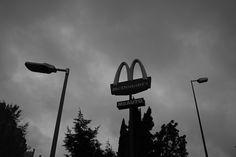 McDonal's My Photos, Black And White, Blanco Y Negro, Black White, Black N White