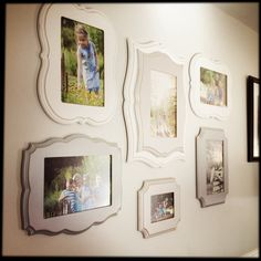 #theorganicbloom Organic Bloom Frames, Picture Walls, White Farmhouse, Wall Pictures, Photo Displays, Newborn Photos, Display Ideas, Fun Stuff, Objects
