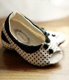 Little baby shoe, so cute