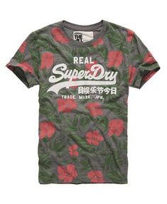 Superdry Floral Forage T-shirt