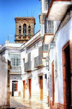 #Arcos de la Frontera, #Cadiz, Costa de la Luz, Spain