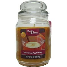Better homes and gardens 18 oz candle fresh apple butter candles pinterest gardens Better homes and gardens diffuser