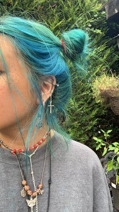 Dye My Hair, New Hair, Hair Inspo, Hair Inspiration, Pelo Multicolor, Aesthetic Hair, Girly, Crazy Hair, About Hair