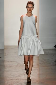 Peter Som Spring 2014 http://www.renttherunway.com/designer_detail/petersom Repin your favorite #NYFW looks to get them from the Runway to #RTR!