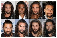 The Evolution of: Jason Momoa