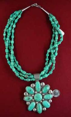 I love the Southwest jewelry from The Ugly Otter Trading Post - one of my fav web-sites!
