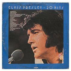 #ElvisPresley - #20 #Hits - #vinil #vinilrecords #music #rock
