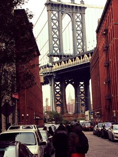 New York- Dumbo New York is one of the most popular cities in the world so at least once you have to go there and I promise you won't regret. Even if is an expensive city it worth. Is the most amazing place I have been since now. So let's save some money and go travel the world!! ❤️ We have nothing to lose and a world to see!