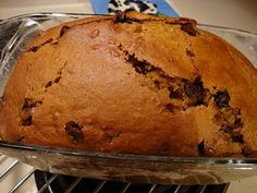 Pumpkin Pecan Banana Bread