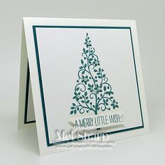 SUO Festival Of Trees by stampinandstuff - Cards and Paper Crafts at Splitcoaststampers
