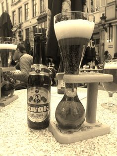 Brussels - All about Kwak