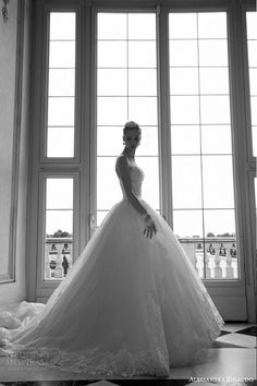 alessandra rinaudo 2016 bridal tina strapless ball gown gorgeous wedding dress sweetheart lace bodice, #fall #2015 #wedding #dresses, #lightindreaming,