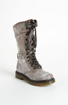 Dr. Martens 'Triumph 1914' Lace-Up Boot | Nordstrom $159.95 Oh, I want these so badly!!!