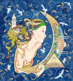 18. Türk süsleme sanatları 1.lik ödülü