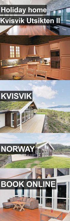 Hotel Holiday home Kvisvik Utsikten II in Kvisvik, Norway. For more information, photos, reviews and best prices please follow the link. #Norway #Kvisvik #travel #vacation #hotel