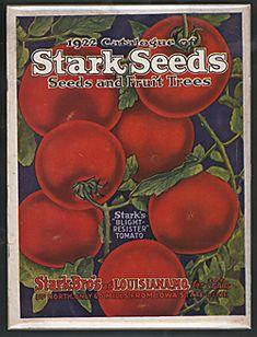 Stark Bro's Stark Seeds (1922)