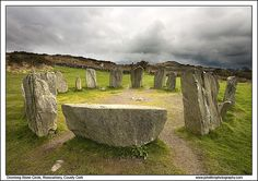 Drumberg Circle West Cork ancient, mystic, and I've had fun there...