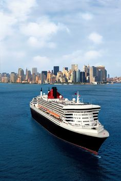 Ocean Liner not your usual cruise ship