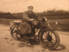1929 -1931 Premier Classic Motorcycle Pictures