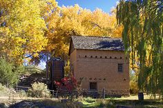 El Rancho de las Golondrinas is the only living history museum in New Mexico. Take time to explore the 200 acres in a beautiful farming valley just south of Santa Fe. Plus, they host great events too!