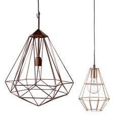 luminaire le même en moins cher. Lampe diamand cuivre, suspension Comparatif sur www.clemaroundthecorner.com