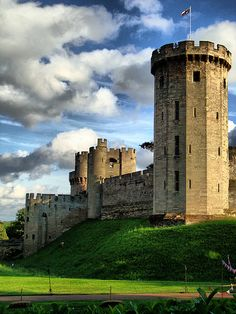 Warwick Castle, United Kingdom~ you know what starts with c? Castle. Castles are Cool