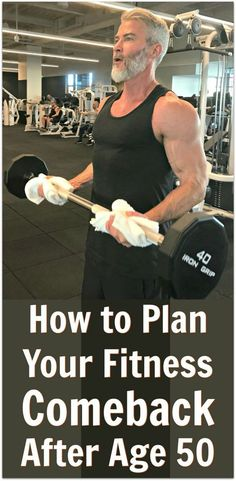 How to Plan Your Fitness Comeback You can become even healthier after age Here are ten methods for planning your own fitness comeback – that actually work! The post How to Plan Your Fitness Comeback appeared first on Ruby Sanders. Fitness Hacks, Fitness Workouts, Fitness Motivation, Fun Workouts, At Home Workouts, Over 50 Fitness, You Fitness, Mens Fitness, Health Fitness