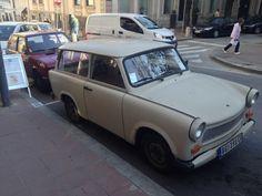 Trabant (I think)