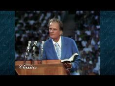 The Greatest Revival in History   Billy Graham Classic - YouTube Dr Billy Graham, Billy Graham Evangelistic Association, New Perspective, Christian Inspiration, Word Of God, Spirituality, History, Classic, Face