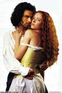 Dante and Lizzie - Desperate Romantics - from 'Aidan Turner Corner' (@theATCorner)