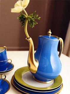 Beautiful coffee pot