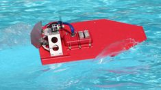 RC airboat - design and realisation
