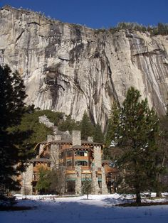 The Ahwahnee Hotel, Under the Royal Arches...  My Favorite Place to Stay in Yosemite