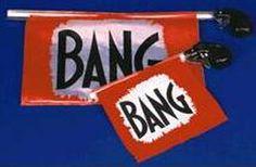 Bang Gun - Decorations & Props *Harley Quinn*