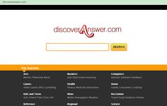 Your First PC Helper: Easily Remove Discoveranswer.com and Reset Your Ho...