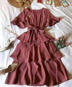 Girls Fashion Clothes, Teen Fashion Outfits, Ootd Fashion, Fashion Dresses, Fasion, Clothes For Women, Fashion Ideas, Womens Fashion, Soft Grunge