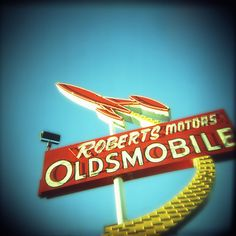 Space Age Oldsmobile