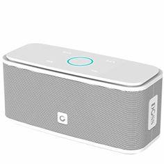 Enceinte Bluetooth, Haut-Parleur Portable Sans fil, Enceintes Bluetooth Portable Stéréo Bluetooth V4.0 Haut-Parleur Bluetooth, Qualité…
