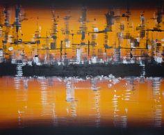 Voyage lointain 60x50cm (2010)