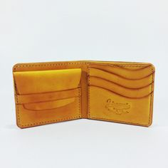inside classic wallet crafted in thailand natural leather vegtan