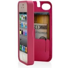 iphone case with money/id holder