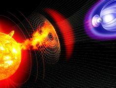 Disso Voce Sabia?: Uma Forte Explosão Solar fará com que uma Poderosa Tempestade magnética Atinja a Terra