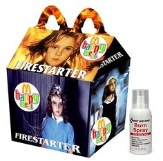 """Firestarter"" Happy Meal"